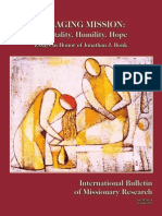 International Bulletin of Missionary Research - Out 2015