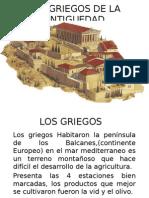 Los Griegos Leccion 1 y2