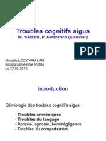 Tb Cognitifs Aigus PDF
