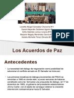 Los Acuerdos de Paz en El Salvador