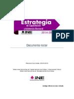 Estrategia de Capacitación y Asistencia Electoral PE 2014-2015