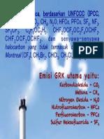 Emisi GRK Utama