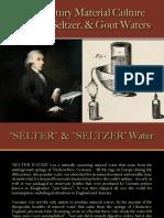 Drinking - Beverages - Mineral Water & Seltzer