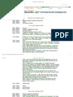 Cobaes Congreso de Educación 2015