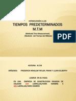 MTM1 Introducción PDF