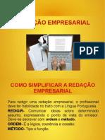 Redação Empresarial-Aula de Sexta-senac