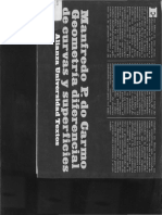 Geometría Diferencial de Curvas y Superficies - Manfredo P. do Carmo.pdf