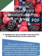 BPA en Frutillas