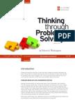 Thinking Through Problem Solving eBook