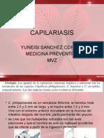 CAPILARIASIS
