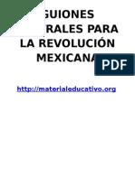 GuionesTeatralesRevoluciónMex