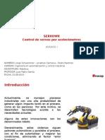 Control de Servos Por Acelerometros - SERVOWII