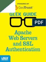 Apache Web Servers and SSL Authentication