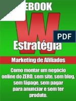 eBook - A Estratégia W de Afiliados DE