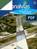 Revista Conalvias al día Edición N° 33
