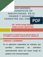 Marcadorres Ecograficos de Aneuploidias