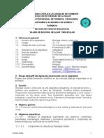 Silabos de Biologia Celular y Molecular 2009 Enfermeria