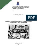 Dissertação. Iracelli Da Cruz Alves
