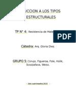 Resistencia de Materiales - ITE