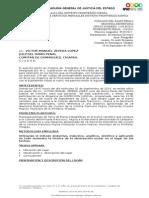 Exp.65 2015.Primera Secretaria