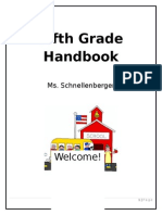 converted to fifth handbook