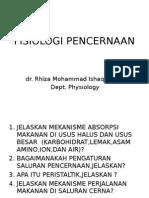 Fisiologi Digestif