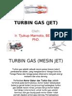 Turbin Gas (Jet)