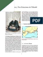 Las Cincuenta y Tres Estaciones de Tōkaidō