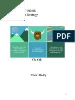 YikYak Strategy Analysis