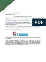 Manual Comunicacion Dos XBEE Final Version