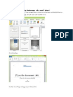 Microsoft Office Advance
