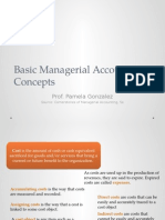 Chapter 2-8 Managerial Accounting