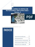 eBook - Guia de Consulta Rápida Em Roteadores e Switches Cisco - Vol II