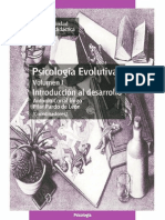 Psicologia Evolutiva I. Vol. 1 Introduccion Al Desarrollo