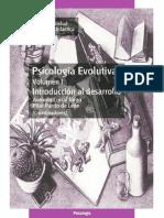 Psicologia Evolutiva I. Vol. 1 Introduccion Al Desarrollo