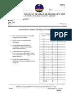 Add Math Trial Spm _ Module 2 _ Ogos 2015 _ Paper 1