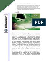 Aspectos técnicos-conceptuales de los modelos de desarrollo de los últimos cincuenta años. de