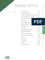 Fundamental Optics OverviewWEB