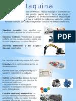 Definición de Mecanismo, Máquina y Clasificación de Movimientos