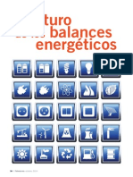 El Futuro de los balances energeticos