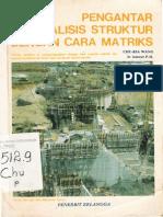 Pengantar Analisis Struktur Dengan Cara Matriks