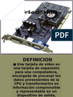 Power Point- Tarjeta de Video