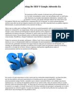 Publicidad Y Marketing De SEO Y Google Adwords En Bogota Colombia