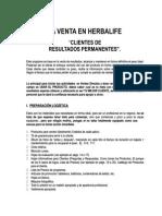Manual Kit evaluacion de bienestar herbalife