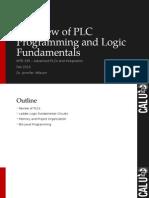 Fundamentals of PLCs Review