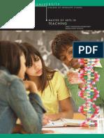Mat Brochure 2008