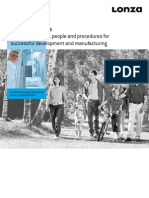 Lonza Brochures Highly Potent APIs