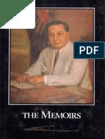 The Memoirs Elpidio Quirino