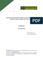 Impactos de la estructura familiar en hogares con niños y adolescentes en Perú-2007