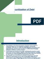 4-Securitization of Debt